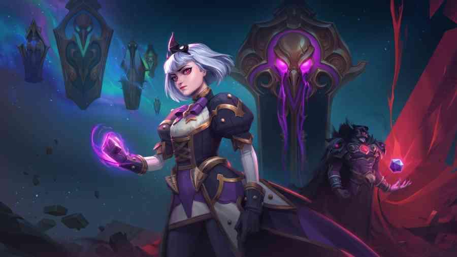 Heroes of the Storm - Córka Władcy Kruków Orfea