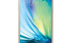 SAMSUNG Galaxy A5 (SM-A500) 16GB LTE Złoty (SM-A500FZDUXEO) nawigacja NAVITEL w prezencie!