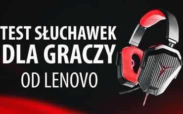 Lenovo Y Gaming Stereo Headset - Test słuchawek dla graczy