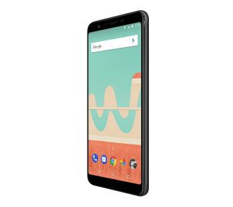Wiko View Go (antracyt)