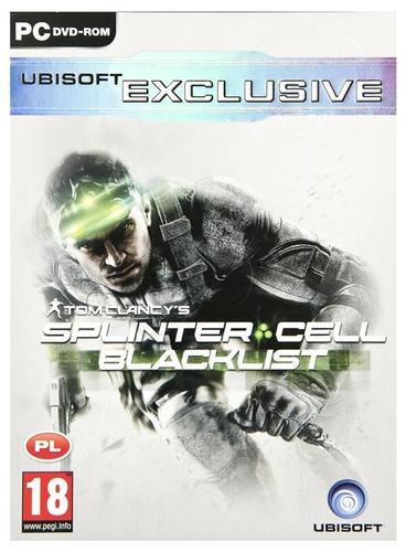 EXCLU Splinter Cell 6 Blacklist