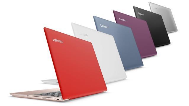 Laptopy z serii IdeaPad