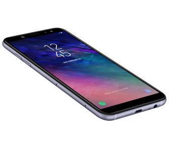 Samsung GALAXY A6 DS LAWENDOWY + EKSPRESOWA WYSYŁKA W 24H