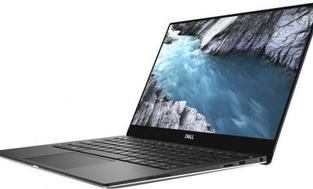 Dell XPS 9370 Win10Pro i7-8550U/512GB/16GB/Intel