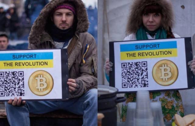 Ukraińcy już w 2014 nowoływali do bojkotu rządu.