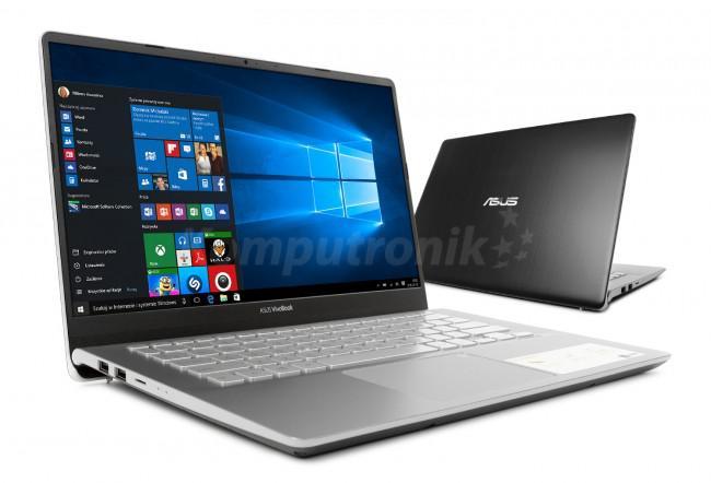 ASUS VivoBook S14 S430FA-EB108T Szary - 12GB