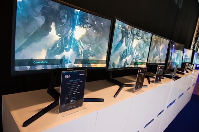Nowe monitory dla graczy
