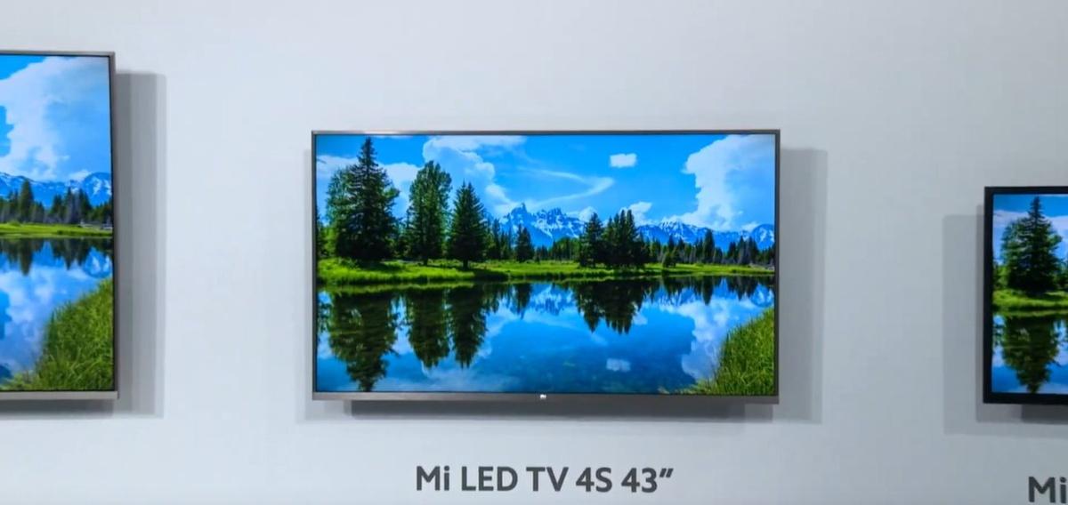 Telewizory Xiaomi dostępne będą w trzech rozmiarach