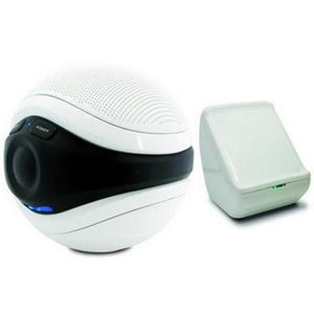 Audio Unlimited PoolPOD - bezprzewodowe głośniki