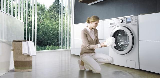 Samsung podłącza pralkę do internetu