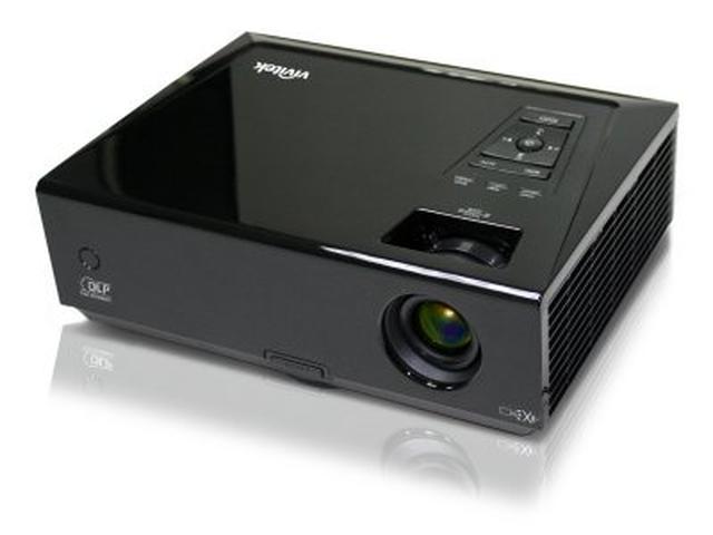 Vivitek D835 i D837 – wielozadaniowe projektory XGA z trybem 3D