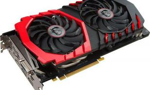 MSI GeForce GTX 1060 Gaming 6GB GDDR5 (192 Bit) HDMI, 3xDP, DVI, BOX (GTX 1060 Gaming 6G)