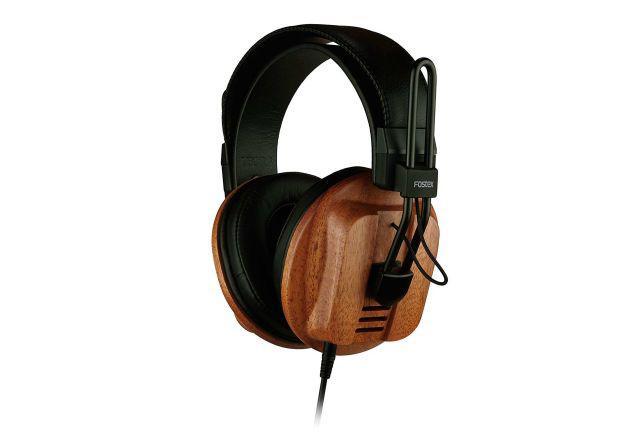 Fostex produkuje słuchawki RP od 40 lat.