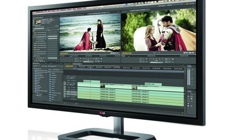 Innowacyjne Zakrzywione Monitory Od LG Premierowo Na Targach PGA