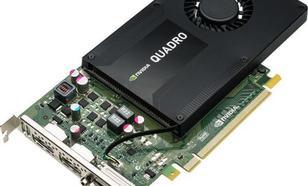 PNY Technologies nVIDIA K2200 Quadro 4GB GDDR5 (128 bit) DVI-D, 2x DisplayPort (VCQK2200-PB)