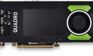SuperMicro NVIDIA Quadro P4000, 8GB GDDR5 (256 Bit), 4xDisplayPort