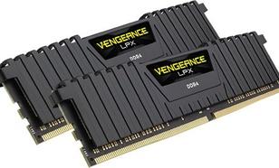 Corsair Vengeance LPX, DDR4, 16 GB,3600MHz, CL18 (CMK16GX4M2Z3600C18)