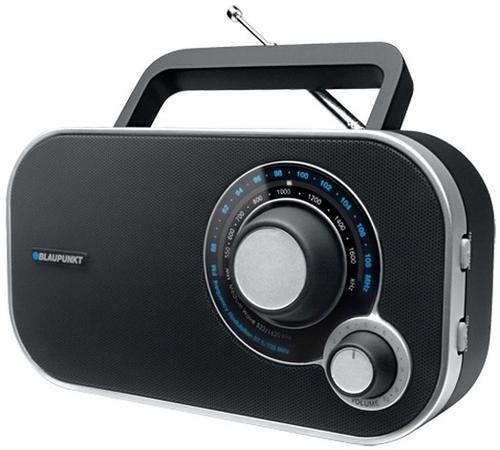 Blaupunkt BTA 6000 CZARNY RADIO ANALOGOWE