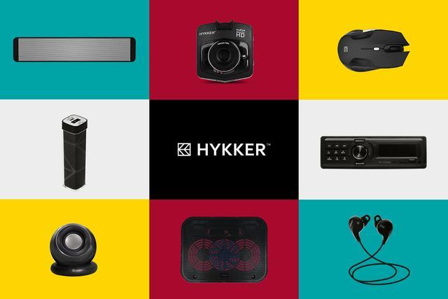 Hykker oferuje sprzęt w przystępnych cenach i dobrej jakości.