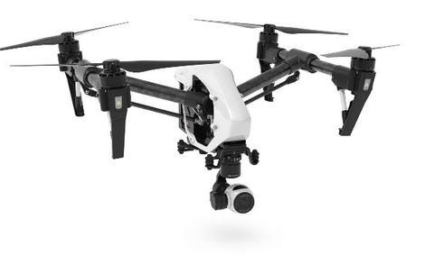 Inspire 1 v2.0 - Ulepszona Wersja Drona od Firmy DJI!