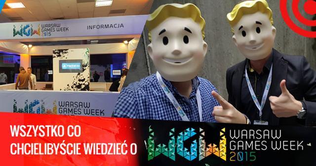 Warsaw Games Week - Wszystko Co Chcielibyście Wiedzieć!