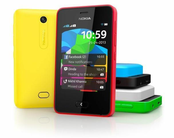 Nokia Asha 501 fot2