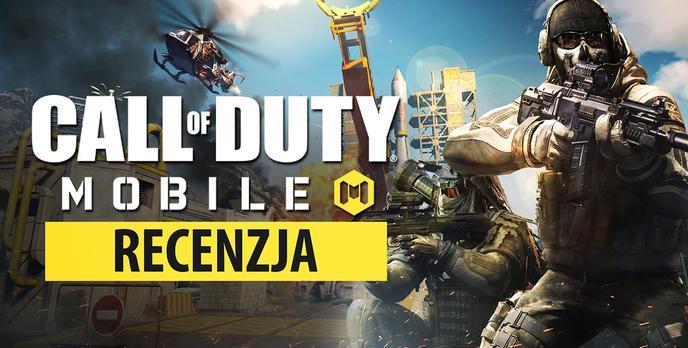Recenzja Call of Duty Mobile - Hit Na Smartfony!