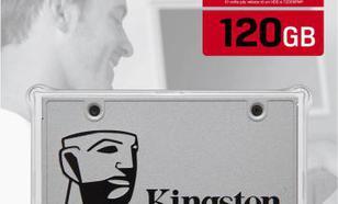 Kingston SSD UV400 SERIES 120GB SATA3 2.5' 550/350 MB/s