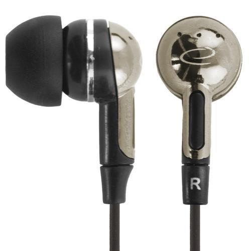 ESPERANZA Słuchawki EH125 Douszne Kanałowe MP3/MP4/SMARTPHONE STEREO