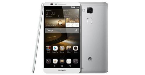 Huawei ASCEND MATE 7 Silver
