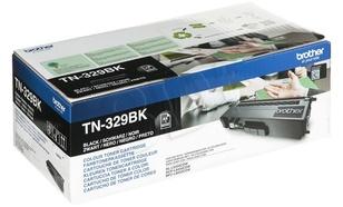 BROTHER Toner Czarny TN329BK=TN-329BK, 6000 str.