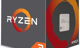 AMD Ryzen 3 1300X, 3.5GHz, 8MB, Wraith Stealth cooler (YD130XBBAEBOX)