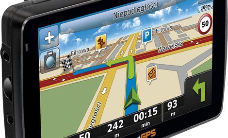 """SmartGPS - Wprowadza Nowe """"sprytne"""" Nawigacje GPS"""