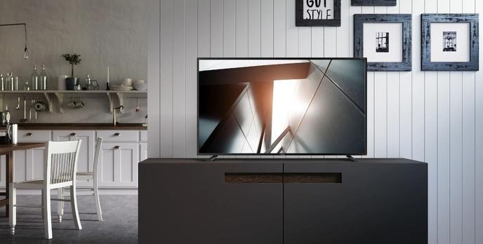 Tani telewizor 55 cali firmy Sharp w Lidlu