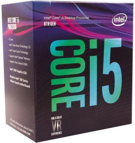 Intel Core i5-8600 BX80684I58600 974956 ( 3100 MHz (min) ; 4300 MHz (max) ; LGA 1151 ; BOX )