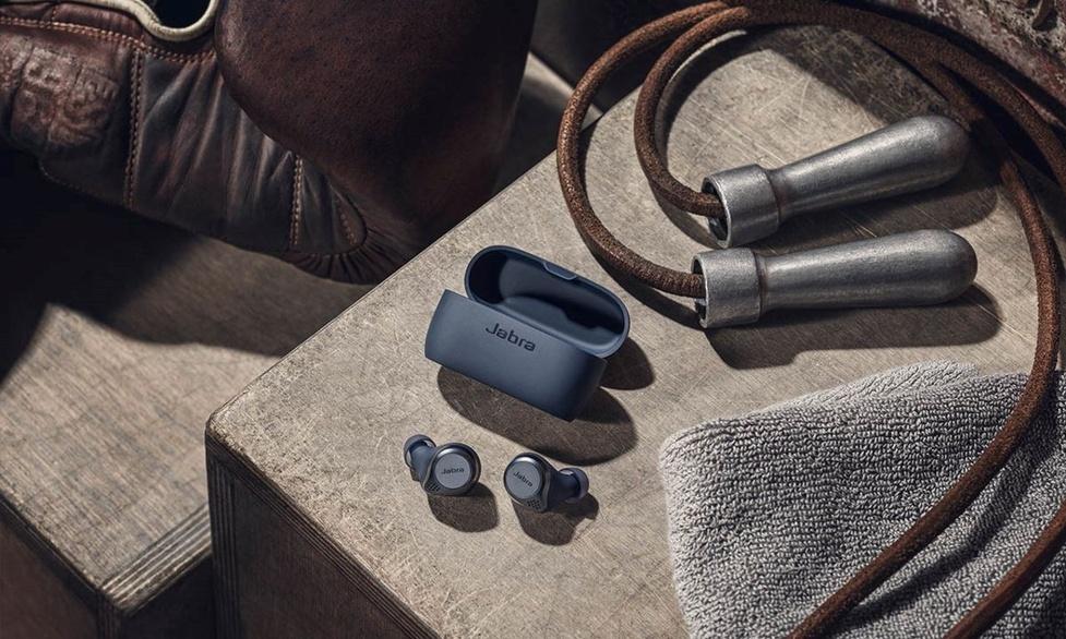 Te słuchawki naładujesz bez kabla! Jabra Elite 75t
