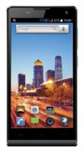 Maxcom MS505 4GB Czarny (MAXCOMMS505)