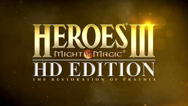 Gameplay Heroes of Might & Magic III: HD Edition