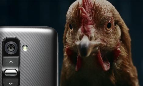LG G2 - ciekawy filmik dotyczący kamery w nowym smartfonie