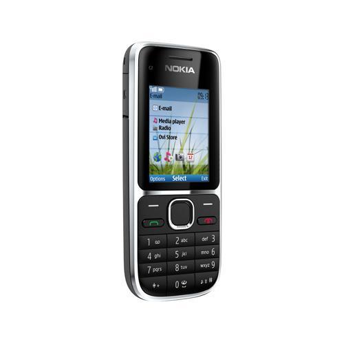 NOKIA C2-01 (BLACK)
