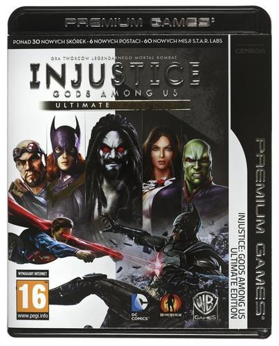 NPG Injustice Gods Among Us Ultimate Edition