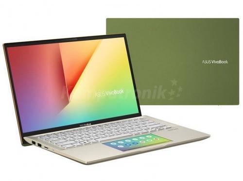 ASUS VivoBook S14 S432FA-EB018T - Oliwkowy