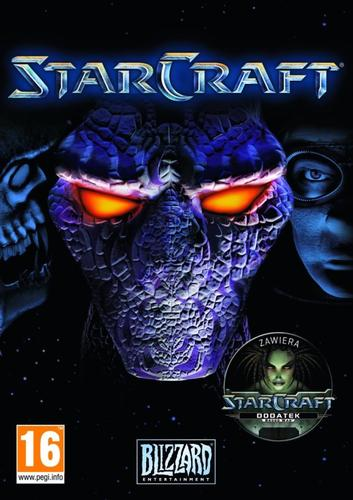 CD Projekt Red StarCraft + StarCraft: Brood War PC ENG