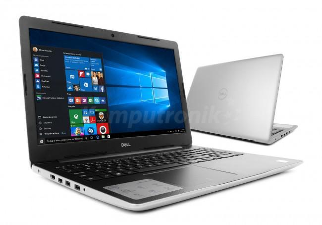 DELL Inspiron 15 3581-4923 - srebrny - 480GB SSD