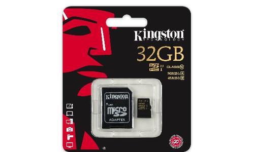 Kingston microSD UHS-I