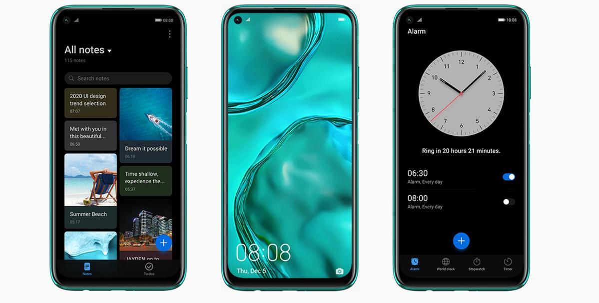 Huawei P40 Lite pojawi się ze znanym interfejsem EMUI 10