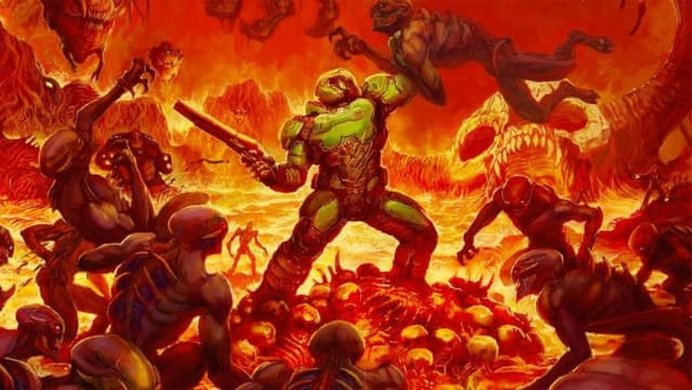 S.I. projektuje nowe poziomy do klasycznego Dooma