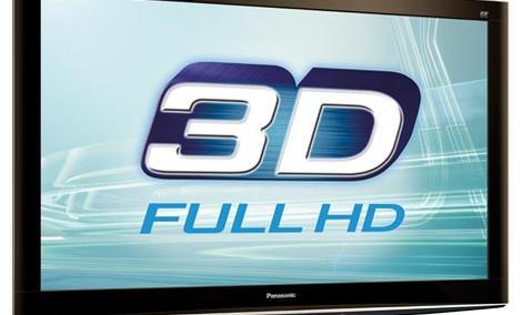 Panasonic TX-P50VT20E -  test plazmy 3D pod kątem graczy