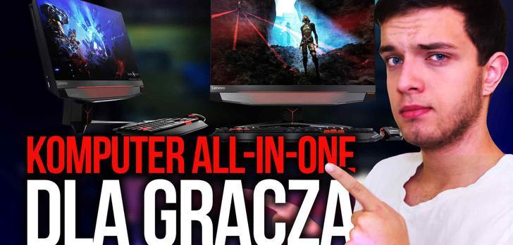 Bestia Idealna dla Graczy! Recenzja Lenovo Y910