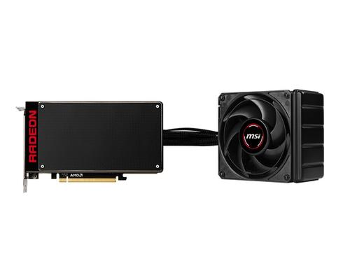 MSI Radeon R9 FURYX 4GB HBM PCI-E 4096BIT HDMI/3DP